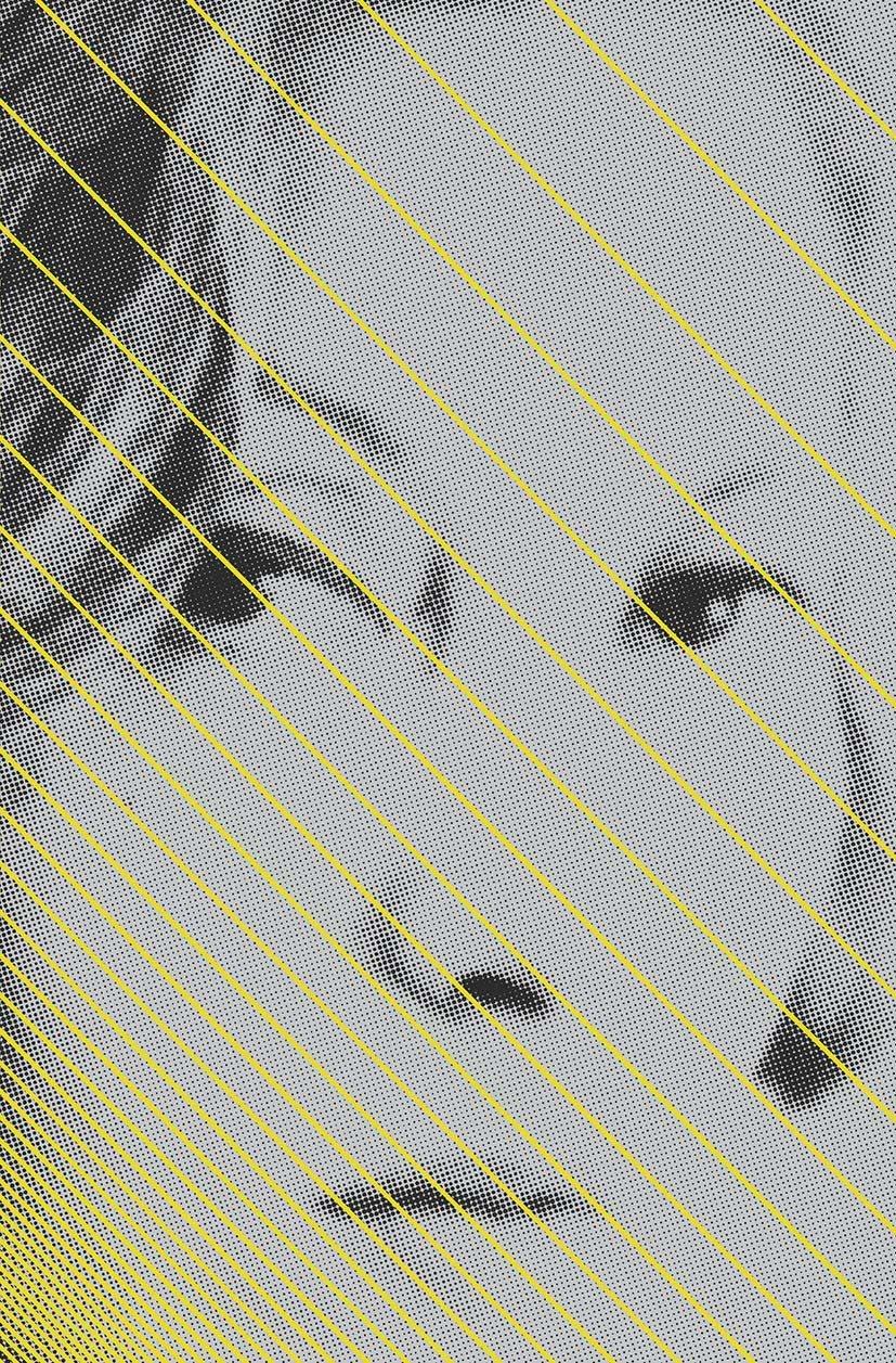 Capa do livro estampada com foto de Clarice Lispector