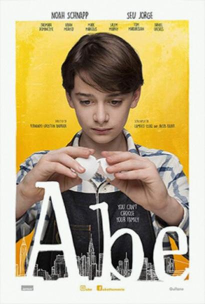 cartaz filme Abe