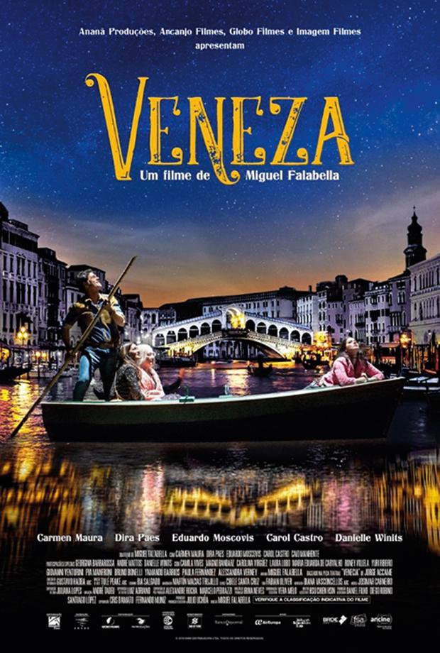 cartaz filme veneza