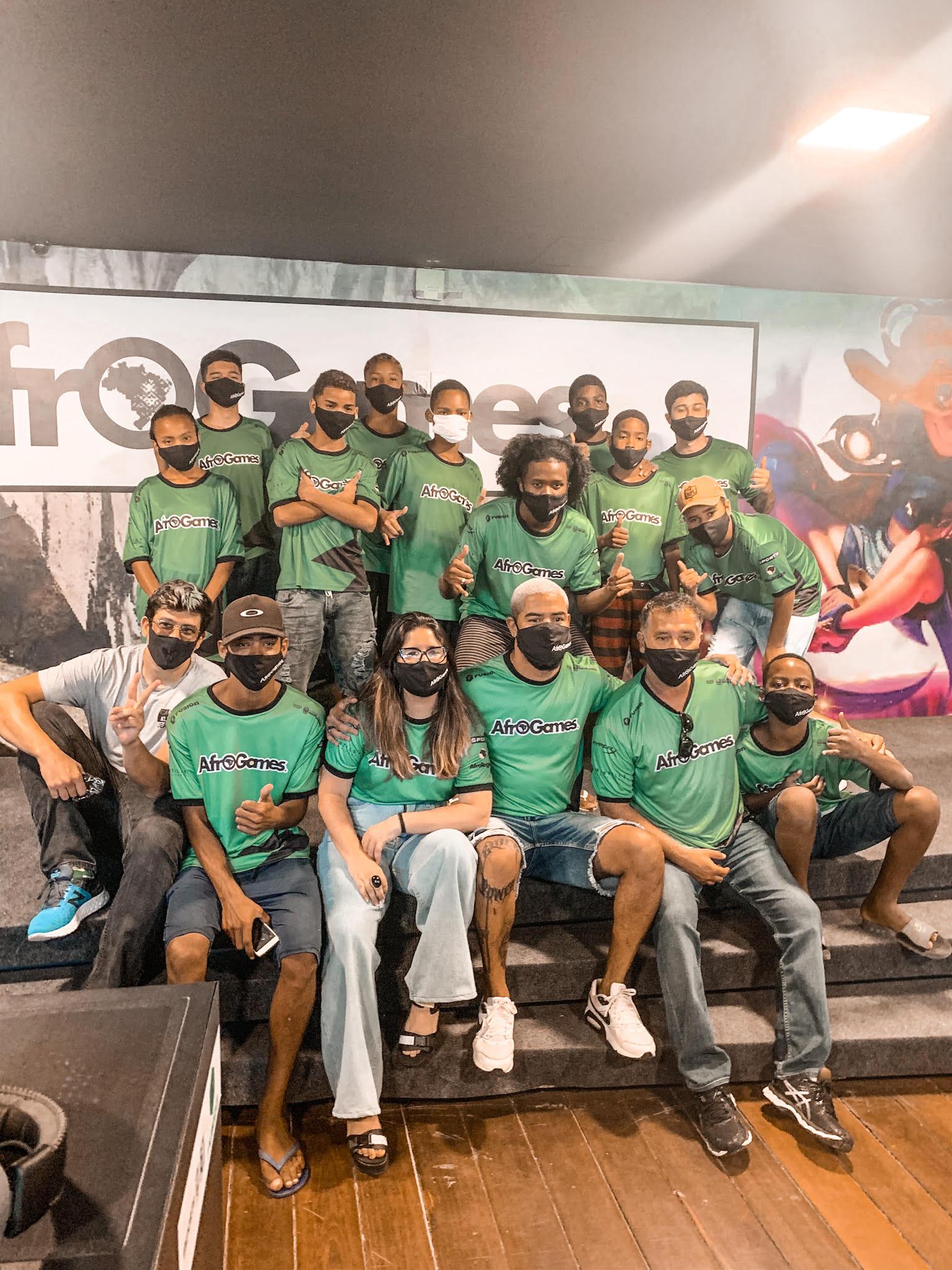 AfroGames é o novo projeto da ONG que completa 28 anos