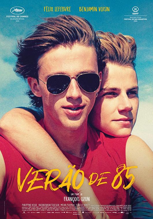 cartaz filme verão de 85