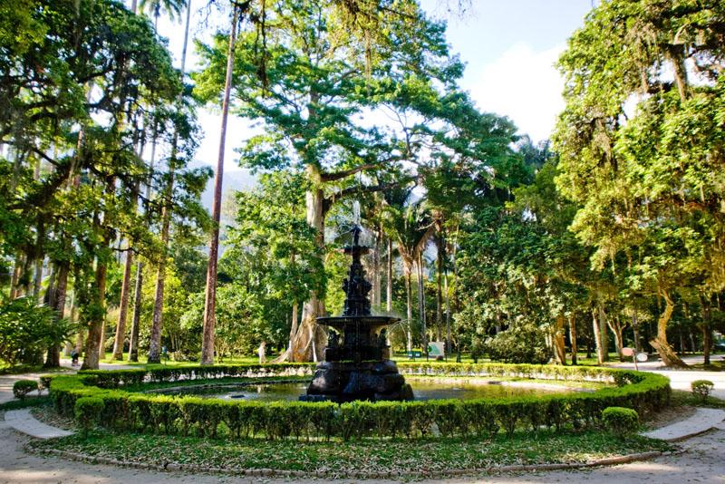 Monumento do Jardim Botânico