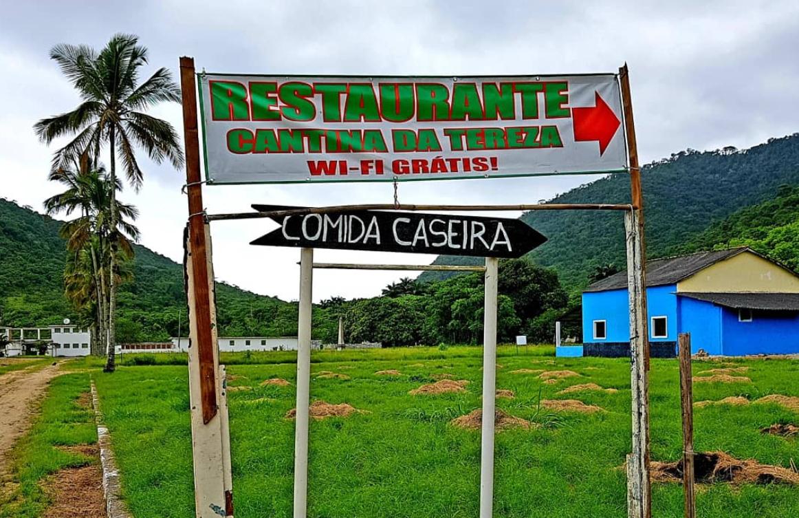 Cantina do Presídio, na Vila de Dois Rios