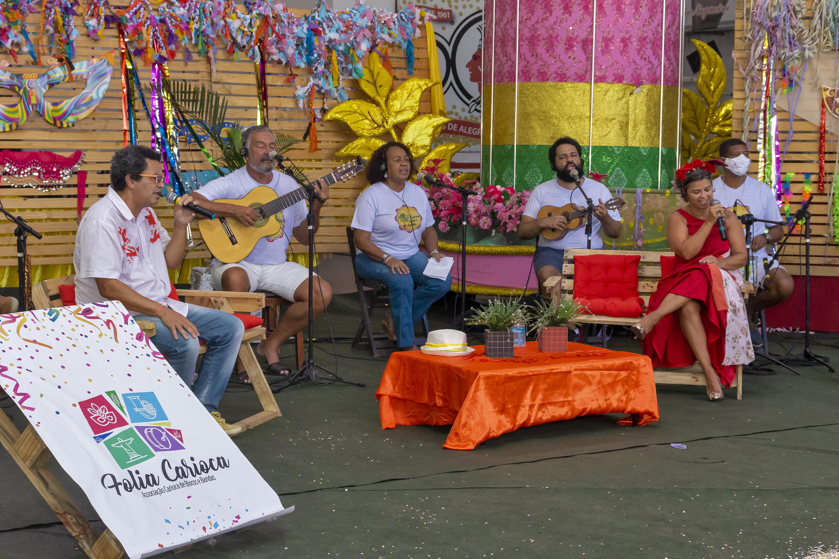 Sob a direção de Paulão 7 Cordas, Festival vai homenagear o bloco Cacique de Ramos, que completa 60 anos.