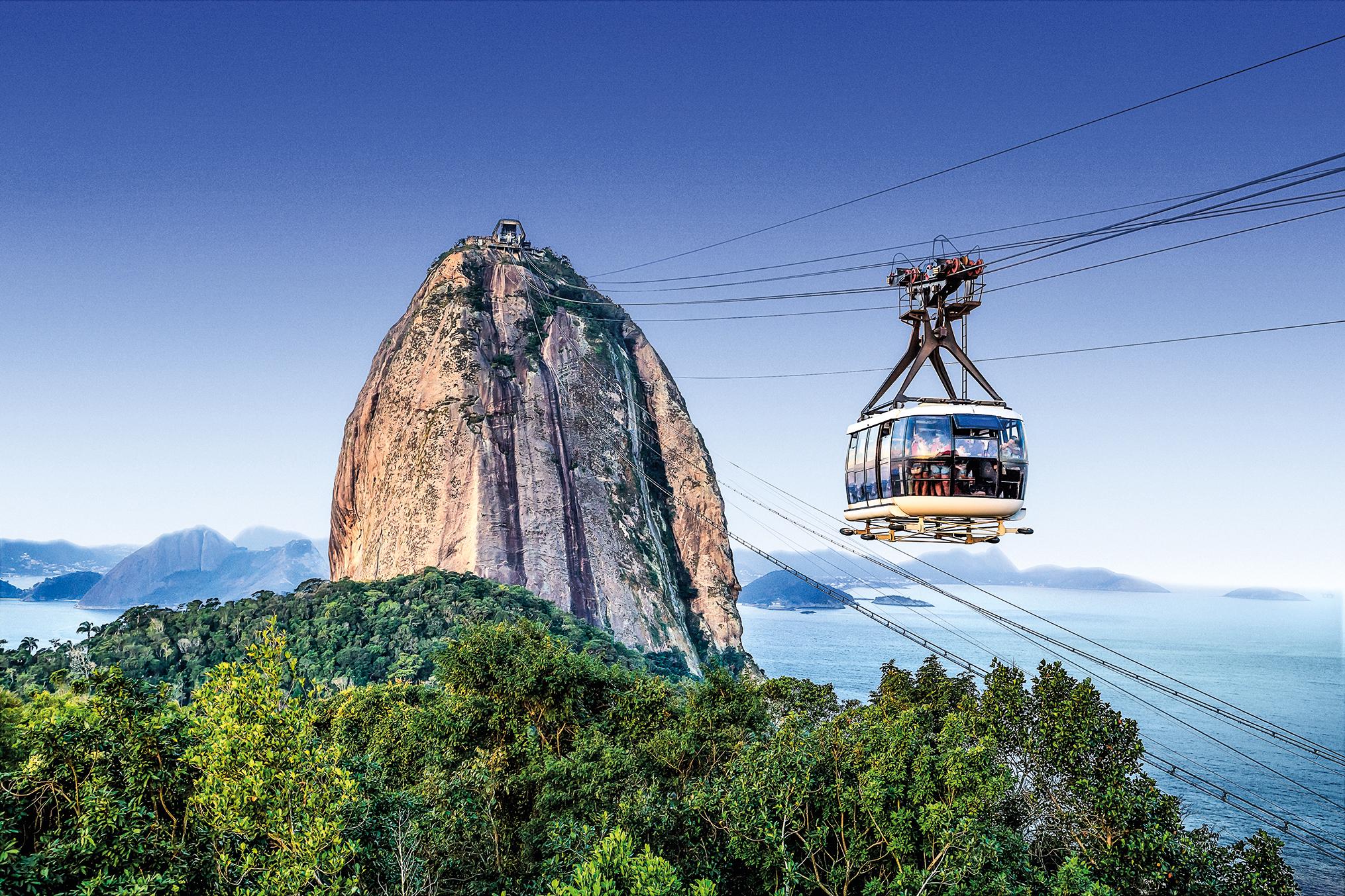 Rio 456 anos: Bondinho Pão de Açúcar dá desconto de 60% para cariocas |  VEJA RIO