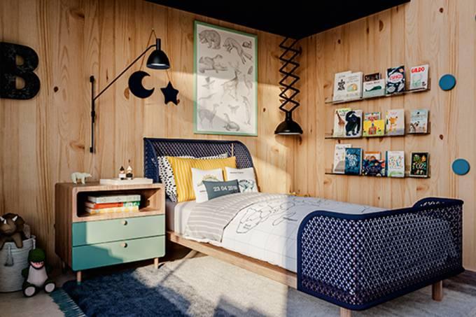 Mostra virtual Casa NaToca _ Quarto do Ben _ Bianca Assuf e Mandarine _ imagem 1