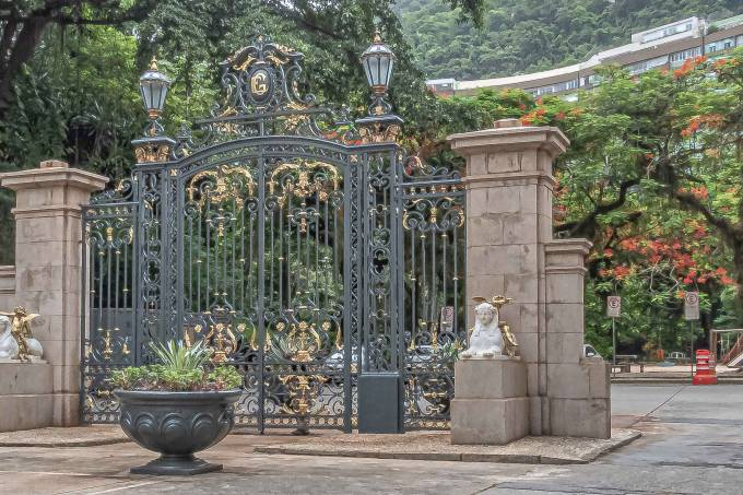 Revitaliza Rio – Portão Parque Guinle – Foto Marcos Gusmão