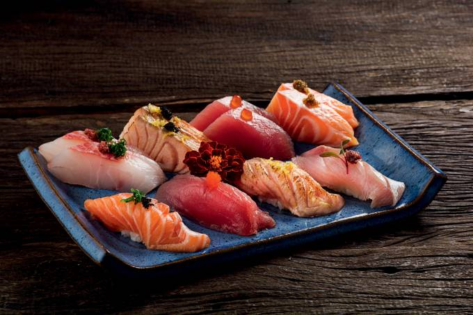 San Izakaya- Seleção Sushi e Sashimi – Foto Gabriel Ávila (1)