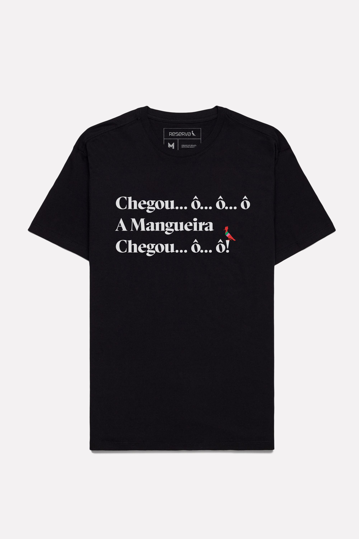 Camisa preta Reserva