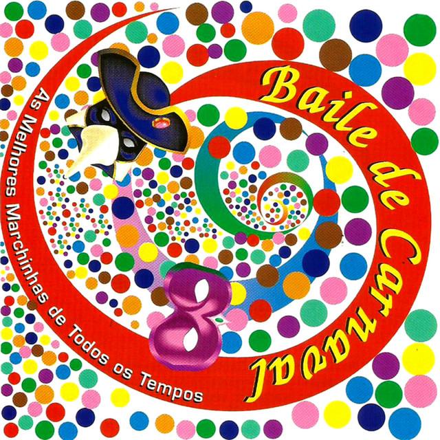 Capa da playlist Marchinhas de Carnaval