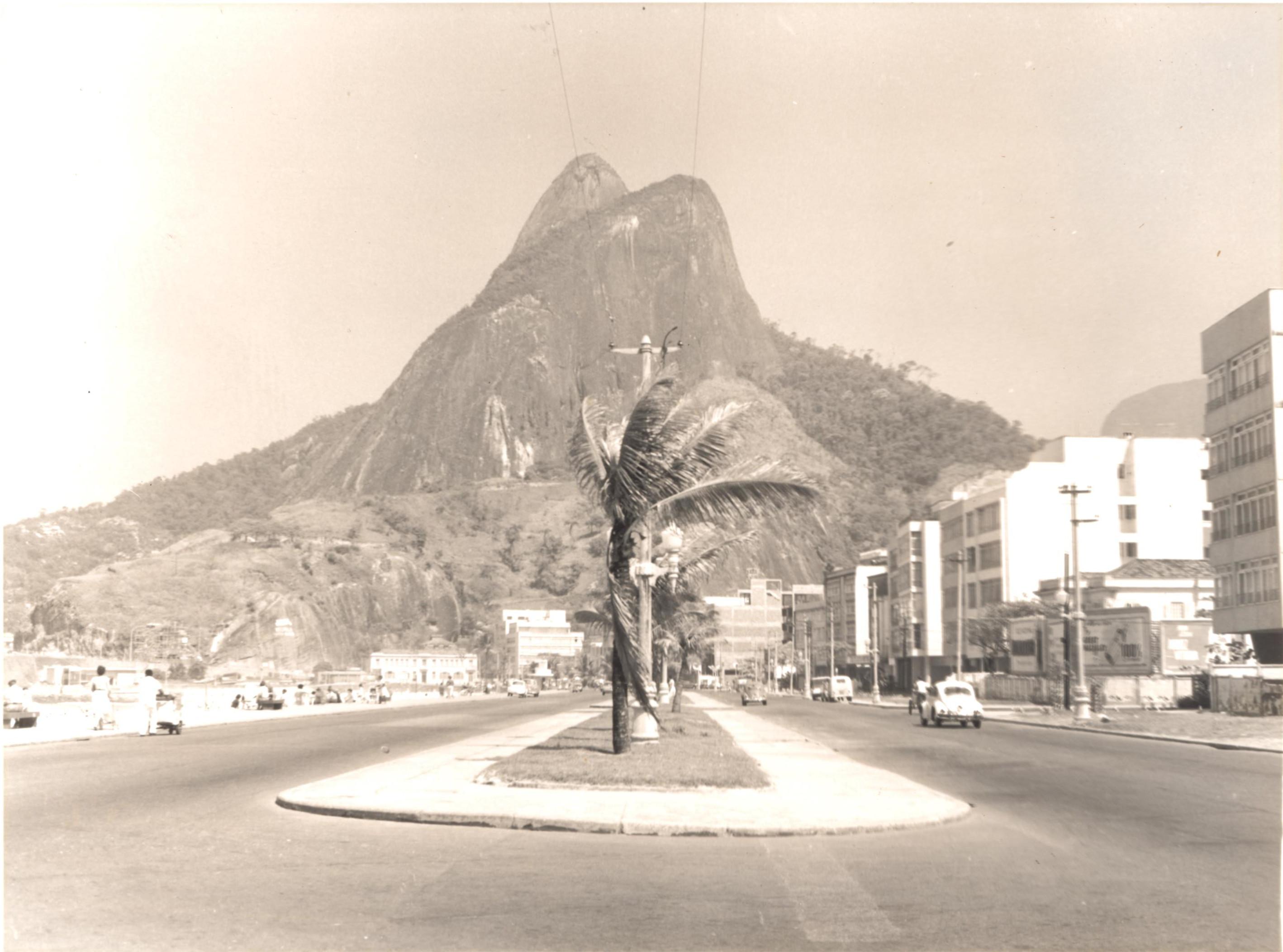 Avenida vieira souto antes