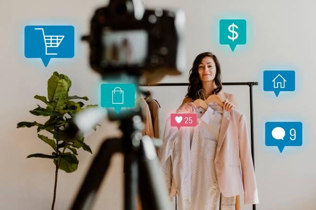 Na estratégia de shopstreaming, marcas oferecem aos consumidores live que mistura entretenimento, interação, comunidade e compras, é claro