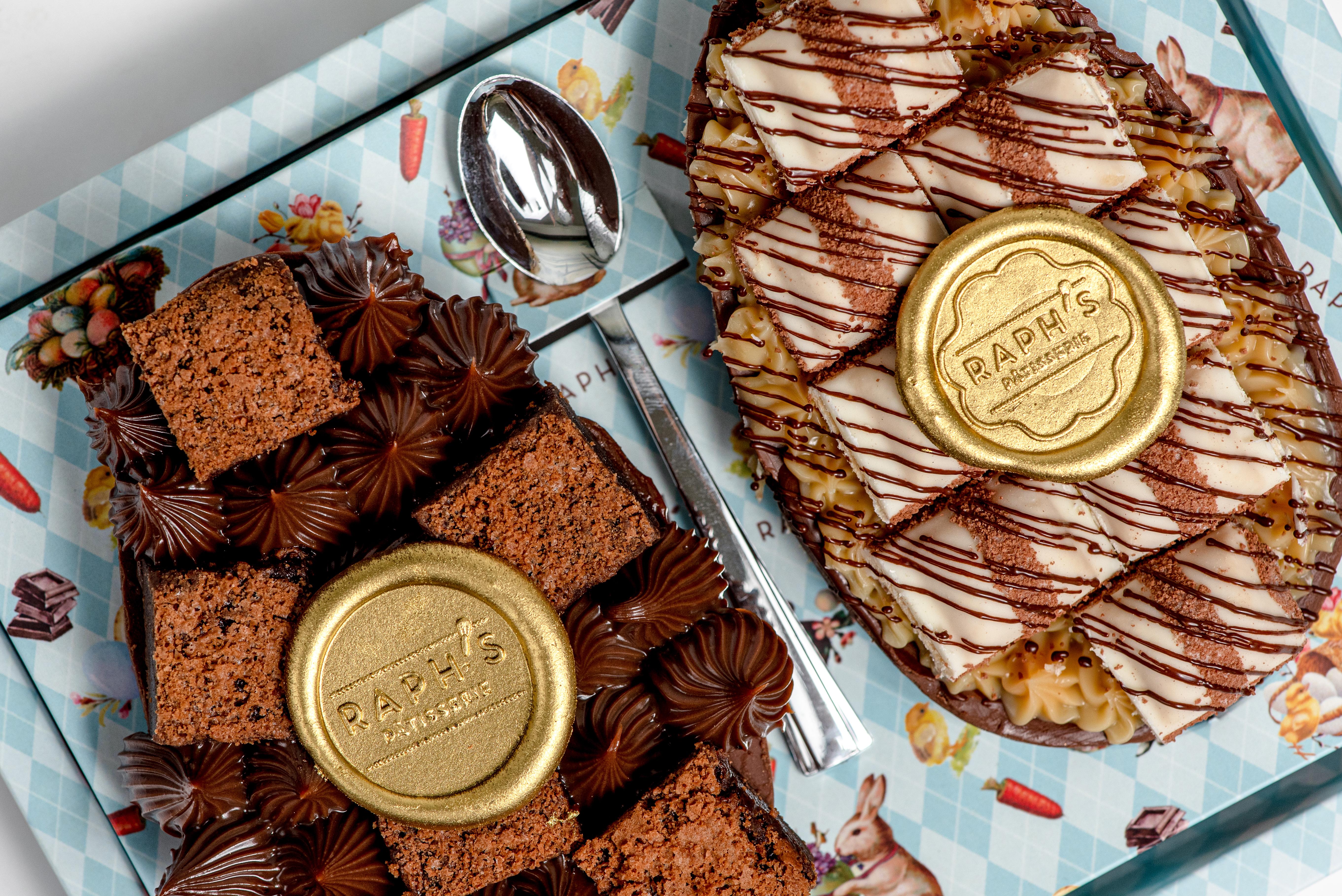 Raph's Pâtisserie: gostosuras em dose dupla