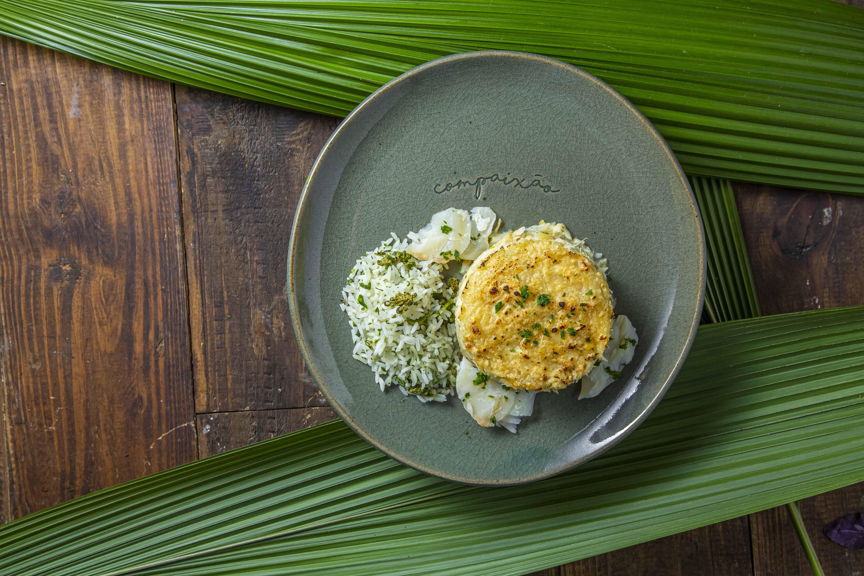 Bacalhau em natas: a escolha da chef Morena Leite, do Capim Santo