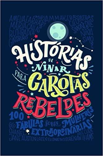capa do livro Histórias de Ninar para Garotas Rebeldes