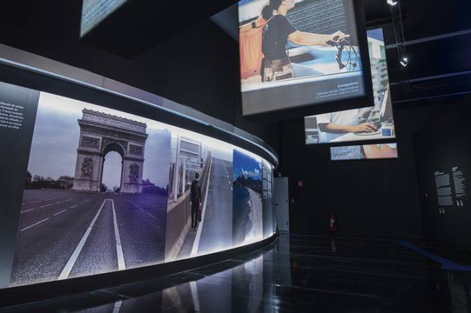 Museu do Amanhã: nova exposição está dividida em seis núcleos