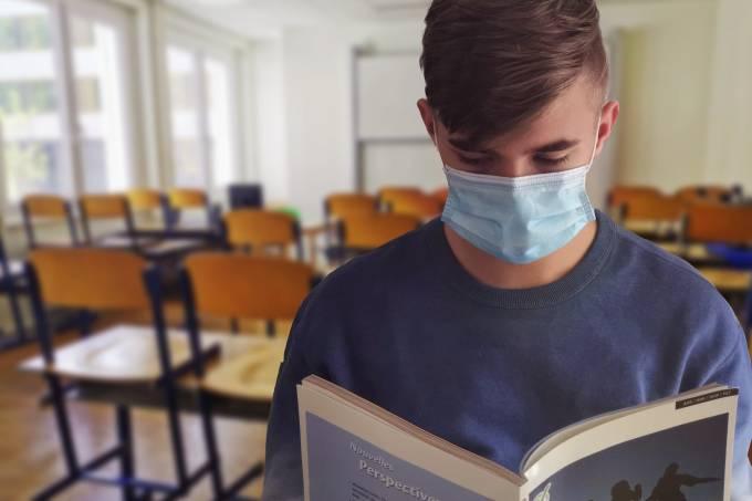 escola pandemia