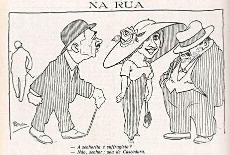 Charge de 5 de abril de 1913 - Revista