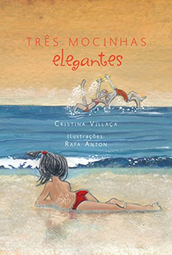 capa do livro tres mocinhas elegantes