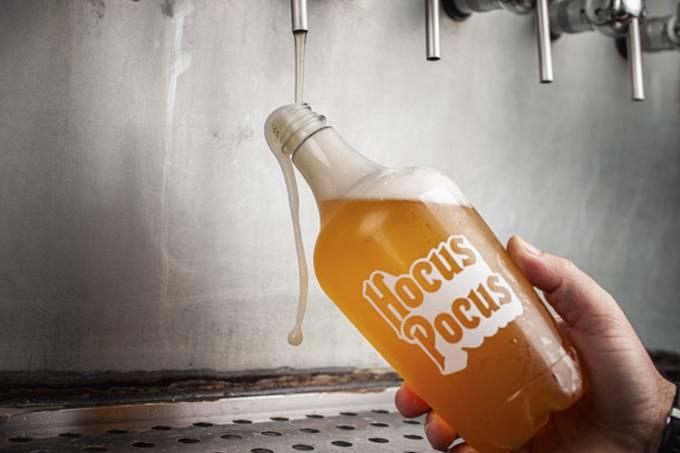 Hocus Pocus DNA: criações da marca, como a orange sunshine, são entregues em casa