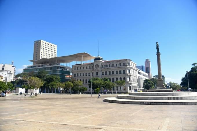 Praça Mauá MAR