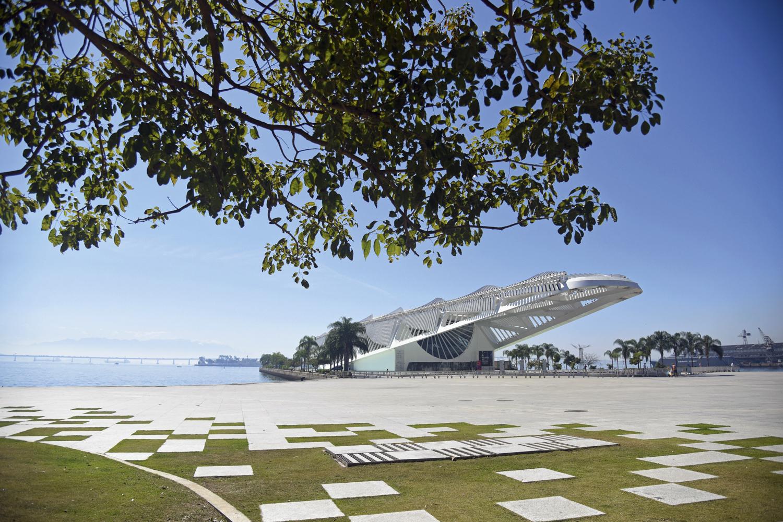 O futuro da região portuária: museus integrados com o polo de inovação
