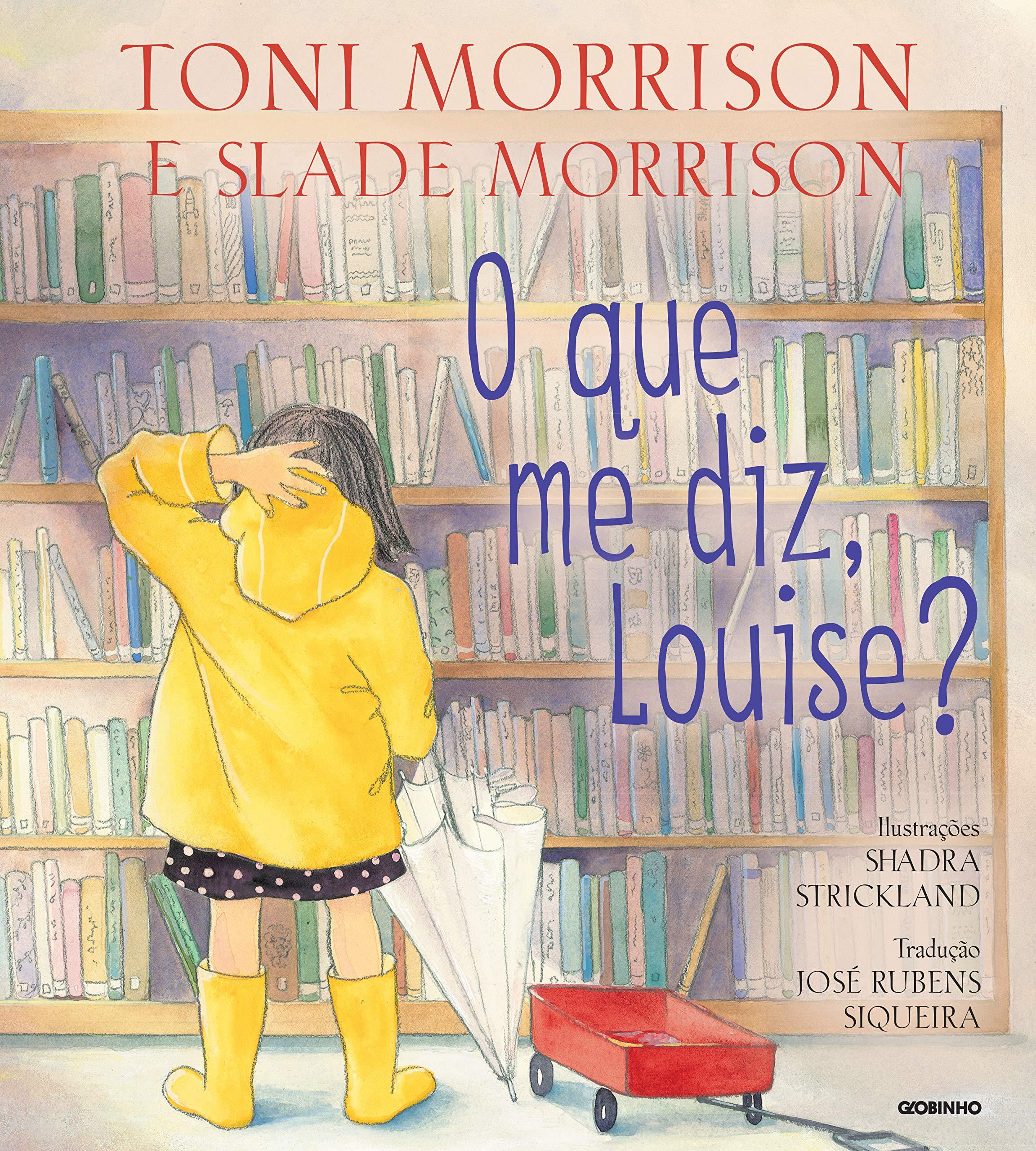Capa do livro O Que Me Diz, Louise?