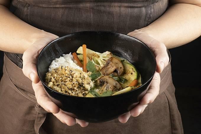 Brota: versões vegetarianas assinadas pela chef Roberta Ciasca