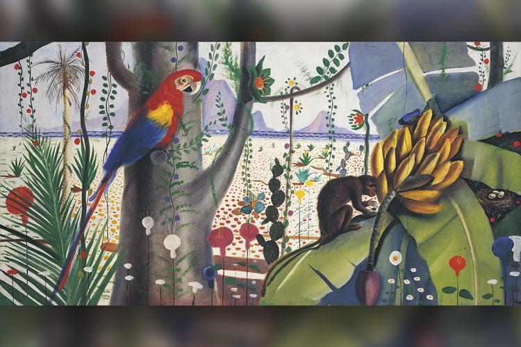 Flora e Fauna Brasileira, de Portinari (1934)