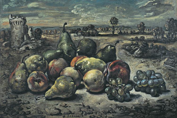 Sem título, de Giorgio de Chirico (1941)