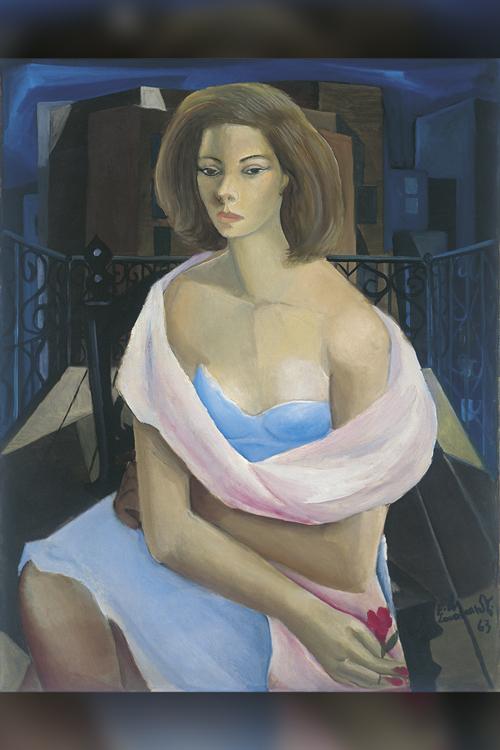 Ivete Rocha Bahia, de Di Cavalcanti (1963)