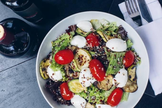 Gero Panini: a nova casa do Grupo Fasano entrega deliciosas saladas, além de sanduíches e massas