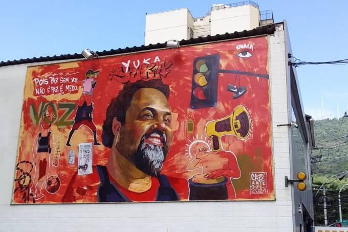 Mural Marcelo Yuka