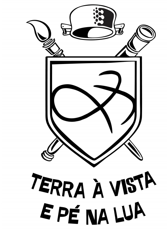 Cartaz da exposição feito por Ziraldo mostra um brasão com um Z no meio