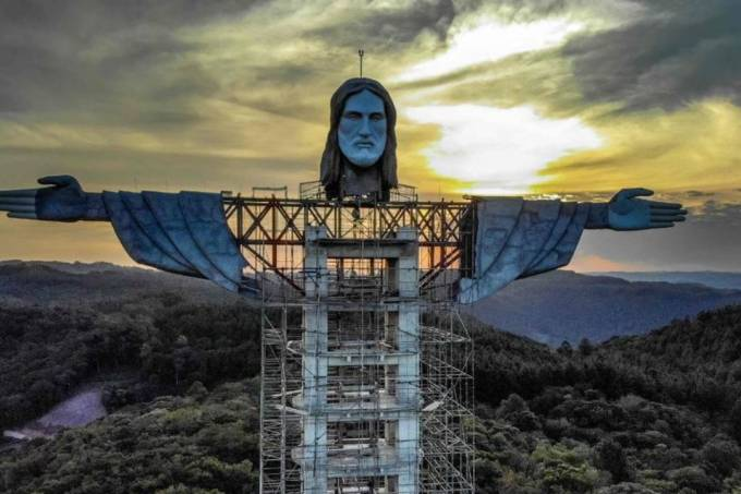 cristo redentor no Sul