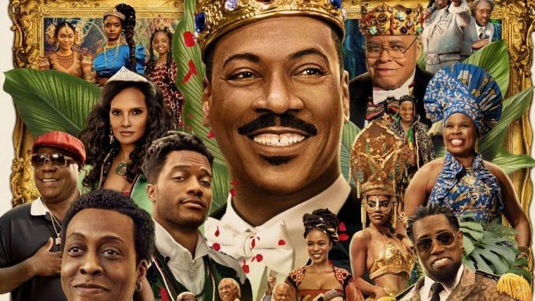 Cartaz do filme Um Príncipe em Nova York 2