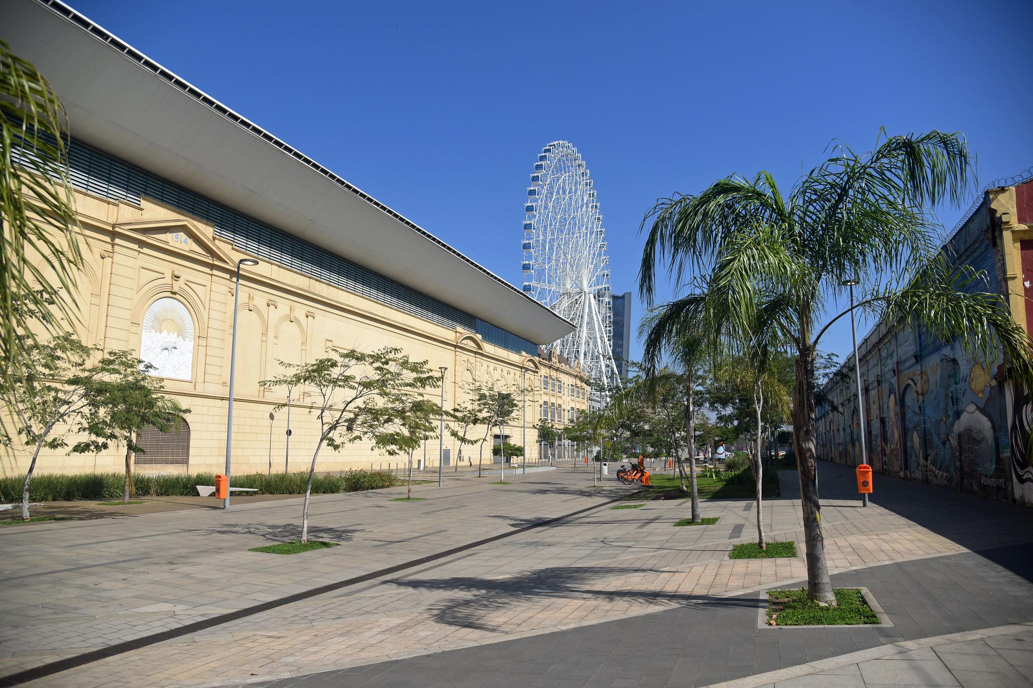 Boulevard Olímpico