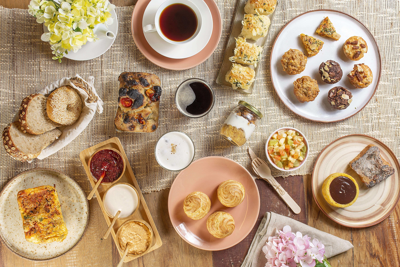 Artesanos Bakery: brunch em casa