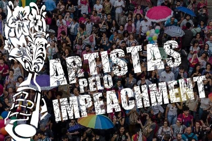 Artistas pelo impeachment