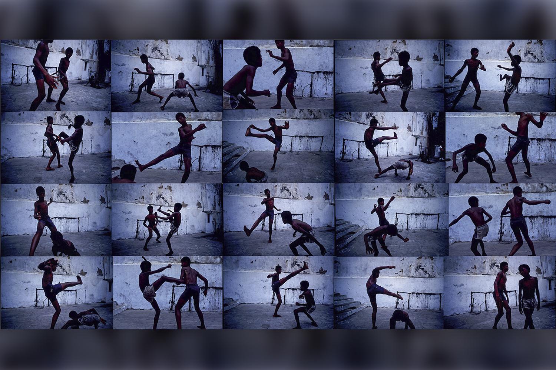 Blue Tango, de Miguel Rio Branco (1984-2003)