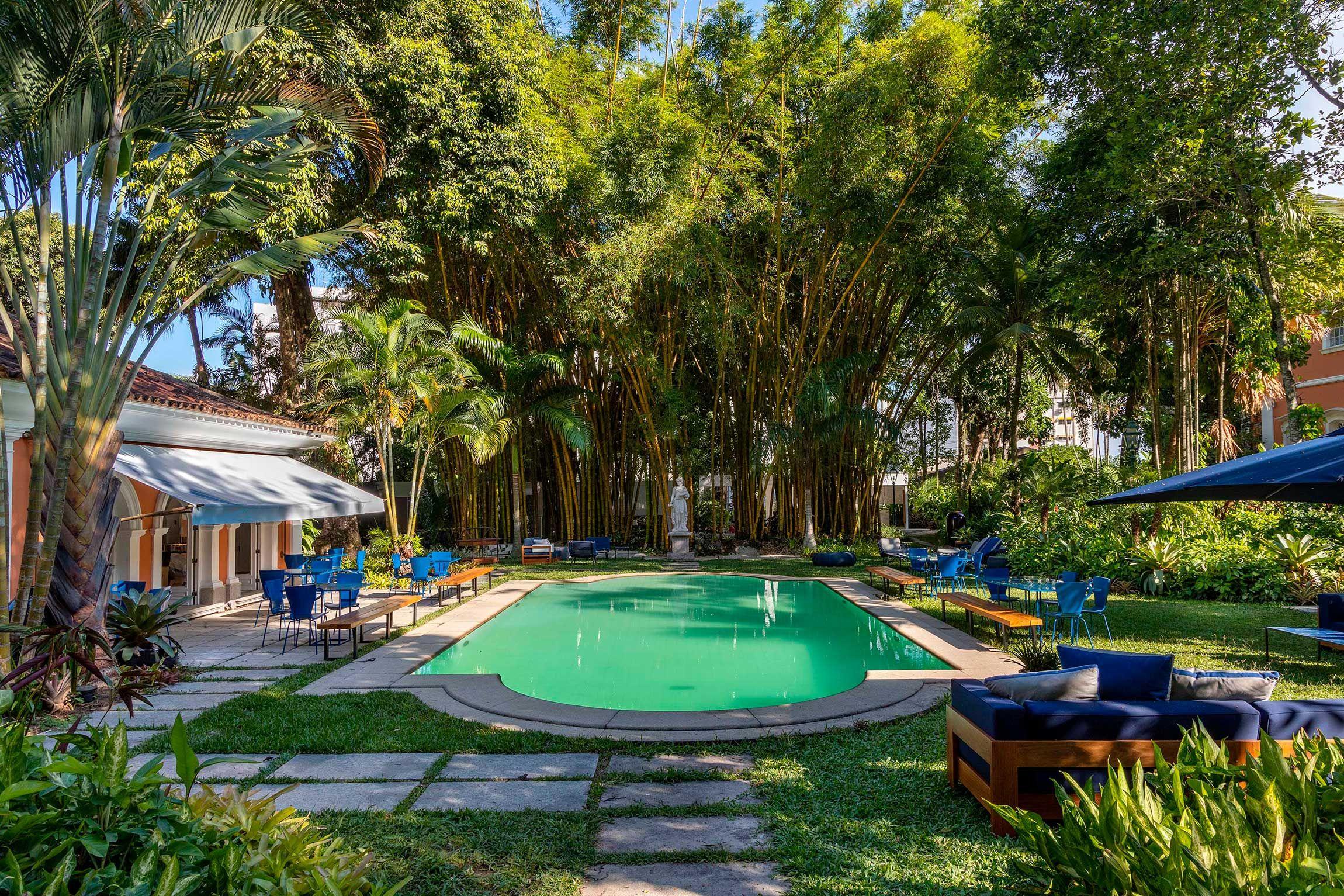 Jardim do Café: projeto de Ricardo Portilho para a CASACOR RIO 2021.