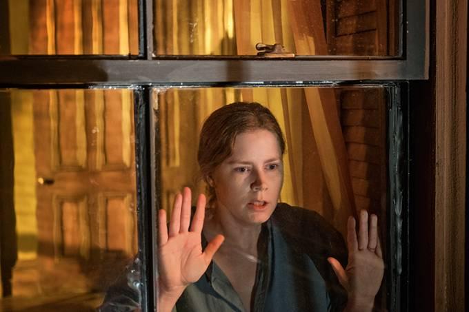 Woman in the Window (2021), Amy Adams as Anna Fox© Melinda Sue Gordon/NETFLIX