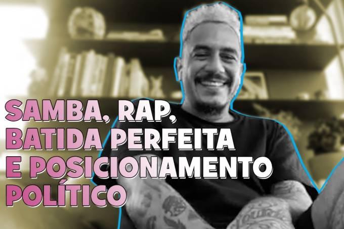 Marcelo D2 no Papo de Música / Youtube