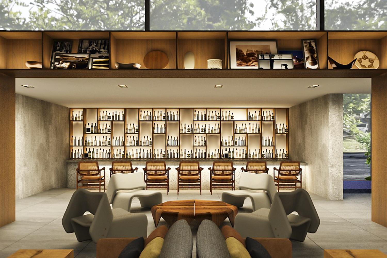 O projeto do Casa Tua Cucina, previsto para abrir em setembro: aposta do empresário Alexandre Accioly -