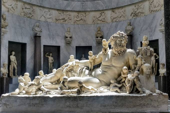 Chronos ou Saturno – o Rei da Era de Ouro