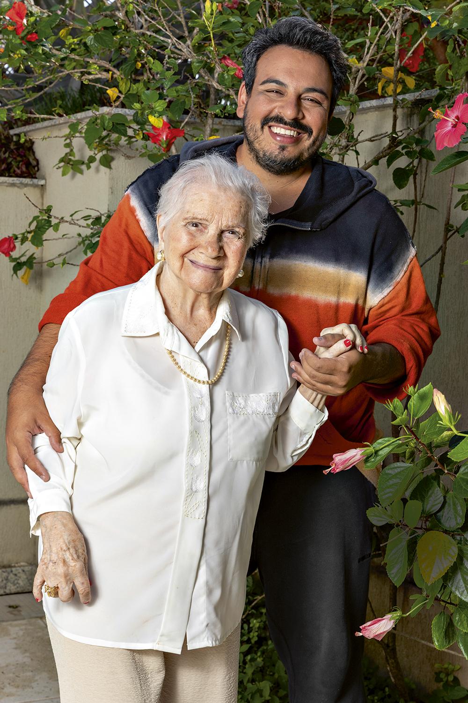 Luis Lobianco: planos para os 100 anos de dona Izabela -