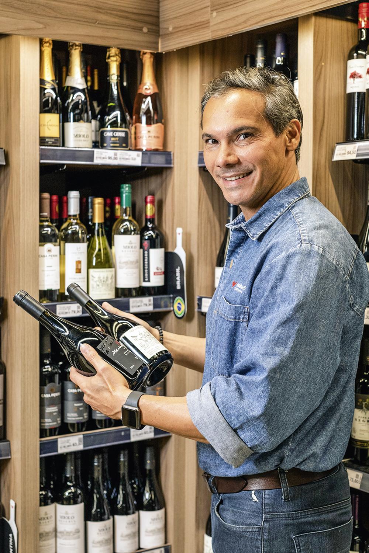 Dionísio Chaves, especialista do Zona Sul: vinícolas do Brasil em ascensão -