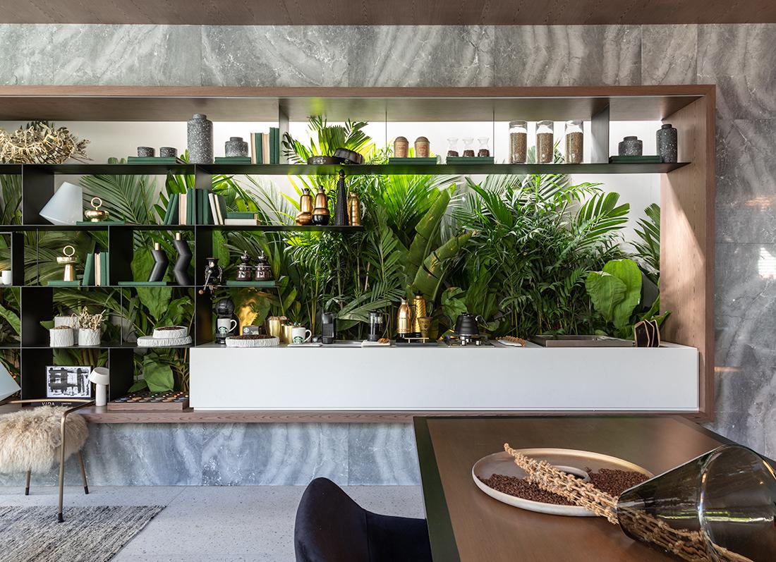 Casa Grão Starbucks at Home, por Très Arquitetura - CASACOR São Paulo 2019.