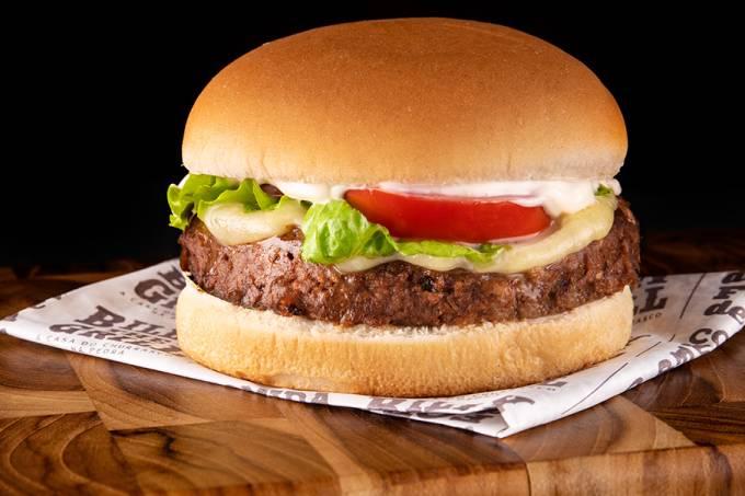 Billy The Grill – Billy Veggie Burger (1)