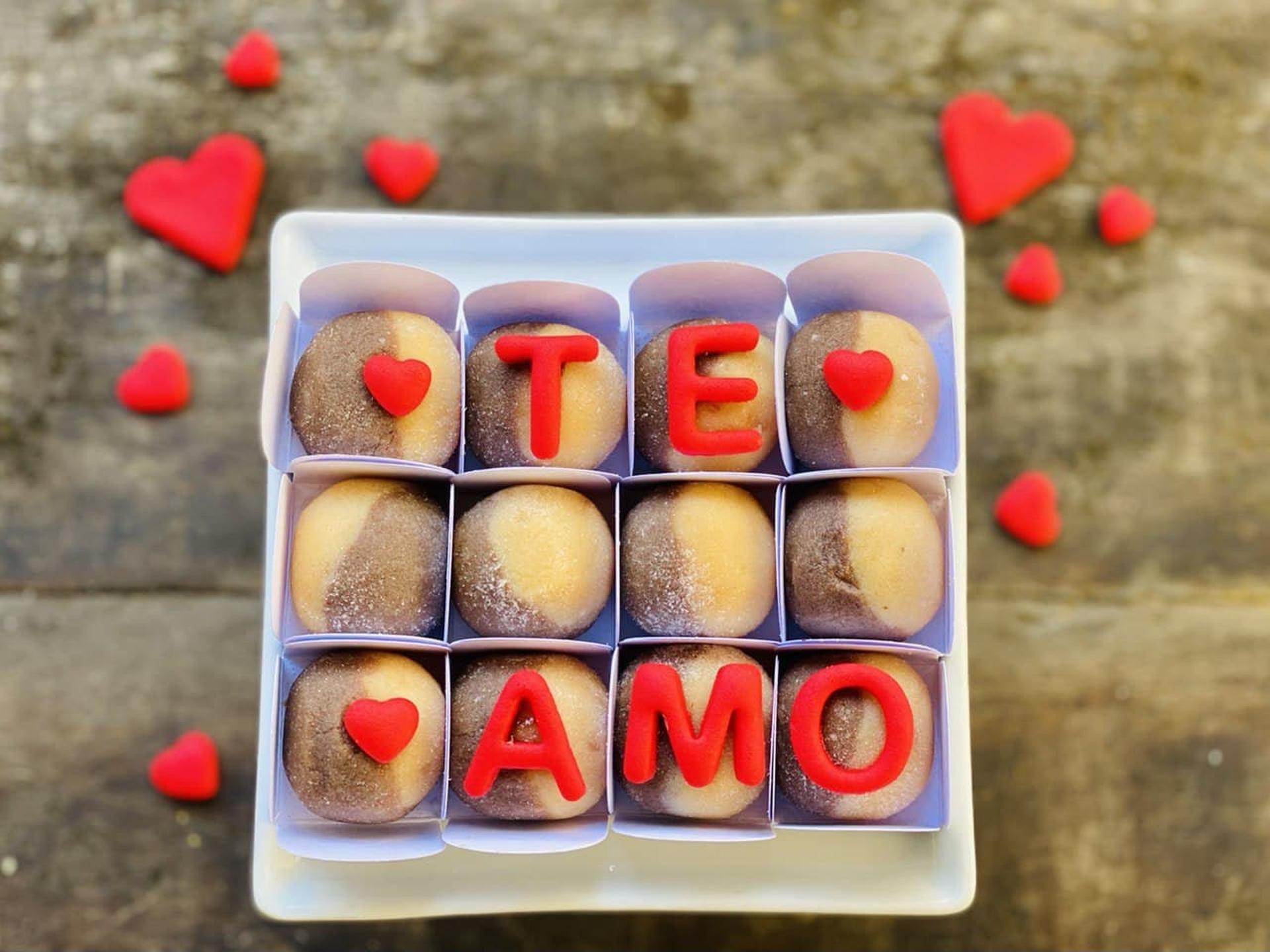 Cake & Co: Dolci con messaggi d'amore